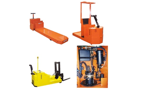 Specialists In Quality Products & Service For The Material Handling Industry
