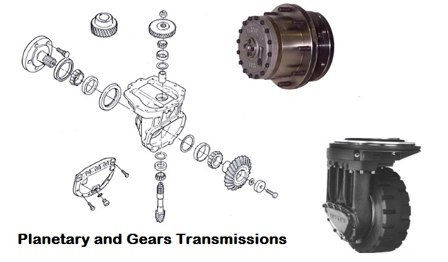 Planetary and Gear Transmissions